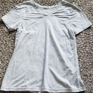🌹 Time & Tru - Gray T-shirt (S 4-6) 🌹